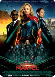 Pelican Mall Sinema Captain Marvel