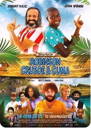 Pelican Mall Sinema Robinson Crusoe ve Cuma